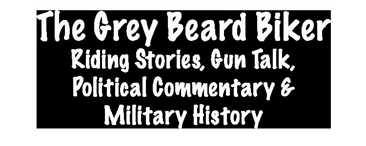 The Grey Beard Biker